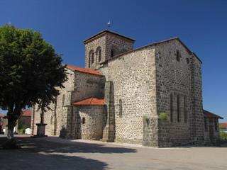 Village de Chassenon ; Charente, Limousin