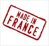France rubber stamp