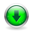 DOWNLOAD Web Button (arrow save free online internet search go)