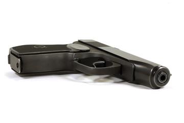 Russian pistol of Makarov 9mm
