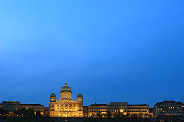 Bundeshaus - Swiss house of Parliaments