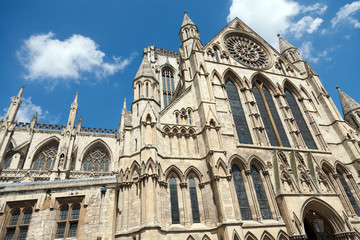 York Minster Cathedral, England