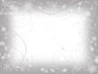 winter frame in grey