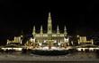 Christkindlmarkt am Wiener Rathaus