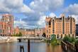 Hafencity und Speicherstadt in Hamburg