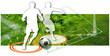 soccer duell