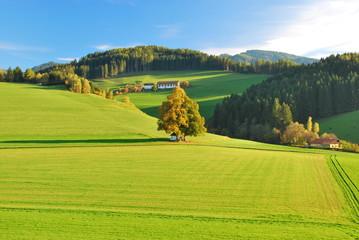Sankt Margarethen bei Knittelfeld, Steiermark, Österreich
