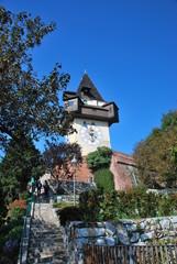 Sackstraße, Innere Stadt, Graz, Steiermark, Österreich