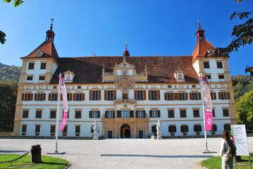 Eggenberger Allee, Eggenberg, Graz, Steiermark, Österreich