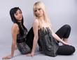 deux femmes - mode