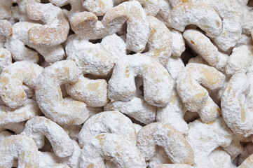 Vanilla xmas cookies