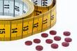 Tabletten zur Abnahme von Körpergewicht