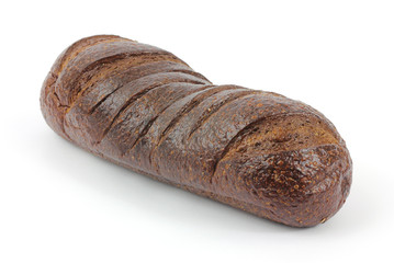 All natural pumpernickel bread