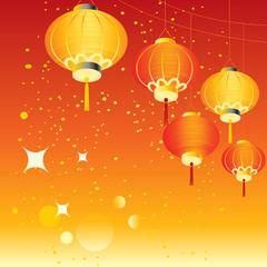 chinese decorative lanterns