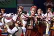 Leinwanddruck Bild - The Ukrainian dance