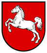 Lower Saxony coat of arms