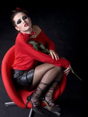 Licia seduta II