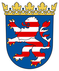 Hesse coat of arms
