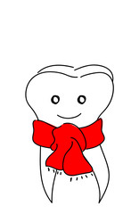 Kälteempfindliche Zähne