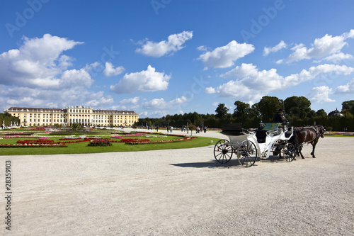 Schönbrunn / Schoenbrunn Palace vienna