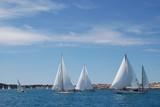 sailing regatta poster