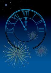 conto alla rovescia per il nuovo anno
