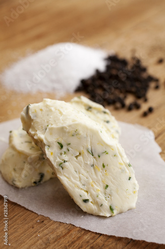 Butter, Salt and Pepper