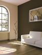 Sofa Rendering Sonne alt