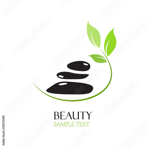 Logo spa. Beauty farm # vector