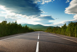 road in mountains - Fine Art prints
