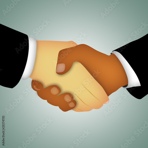 Handshake Abstract