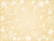 winter in beige