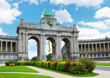 Cinquantennaire Park in Brussels