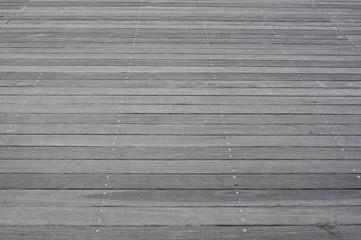 木製の床のアップ