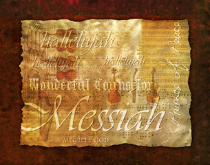 Messiah Montage Background