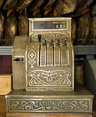 La caja de pago