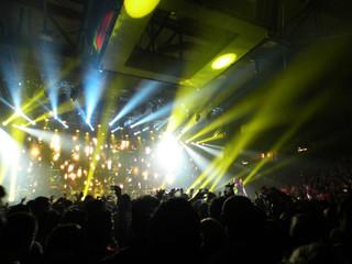 luci del concerto
