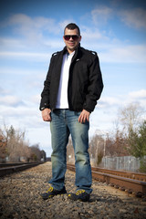 On the Train Track