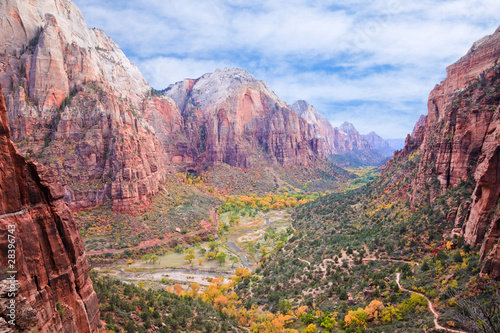 Zion Canyon National Park - 28396743