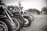 Fototapeta rower - rower - Motorower / Skuter