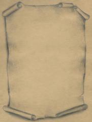 Pergamena color seppia