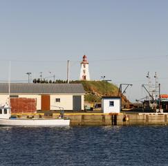 Fishing Harbor