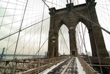 BROOKLYN BRIDGE EN HIVER