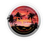 Tropical Destinations - Adventure Awaits poster
