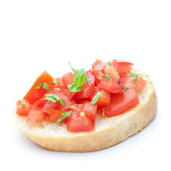 Appetizer Bruschetta