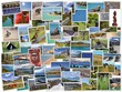 Collage de photos New Zealand