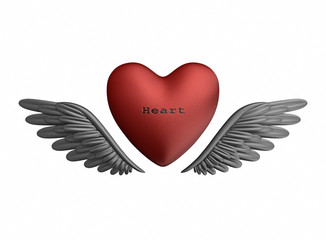 Wing heart_RSR