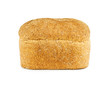 Isolated Bread loaf