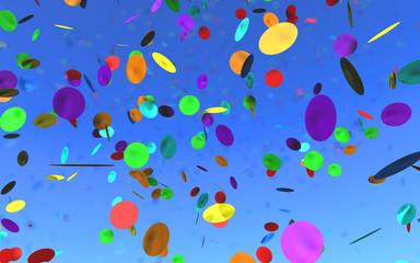 confetti parade