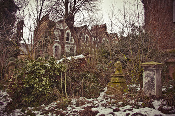 stoke newington house